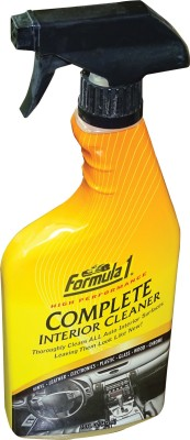 Formula1 Complete Interior Cleanear 473ML 071099153335 Vehicle Interior Cleaner(473 ml)