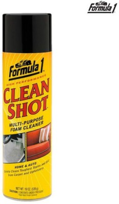 Formula1 Clean Shot 613802 Vehicle Interior Cleaner(539 g)
