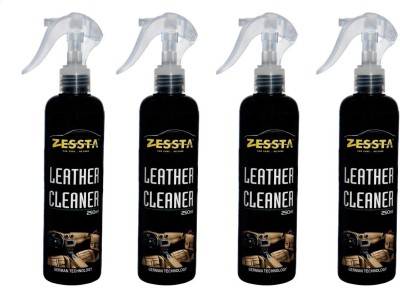 Zessta Leather Cleaner LCP4 Vehicle Interior Cleaner