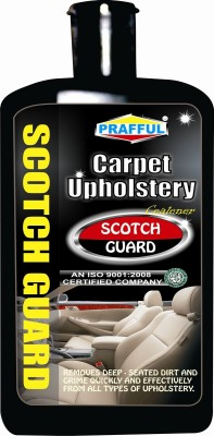 PRAFFUL CARPET UPHOLSTERY GEL 58B Vehicle Interior Cleaner