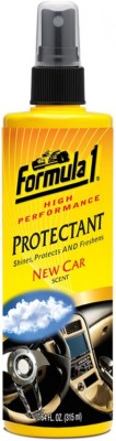 Formula 1 Protectant New Car Scent F10640 | 652145 Vehicle Interior Cleaner(315 ml)