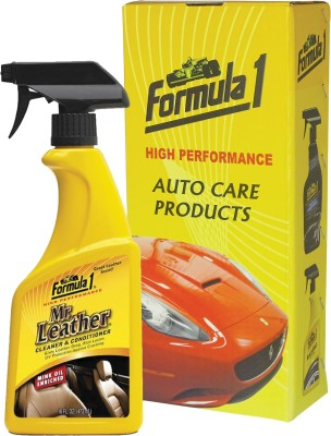 Formula 1 Mr. Leather Conditioner Spray 615163 Vehicle Interior Cleaner(473 ml)