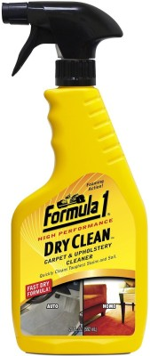 Formula 1 Dry Clean 615150 Vehicle Interior Cleaner(592 ml)
