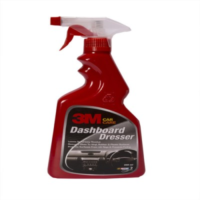 3M Car Care Dashboard Dresser IA260166367 Vehicle Interior Cleaner(500 ml)