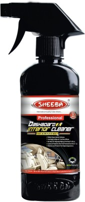 Sheeba Dashboard and 7 Vehicle Interior Cleaner