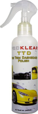 ProKlear TTD200 Vehicle Interior Cleaner(200 ml)