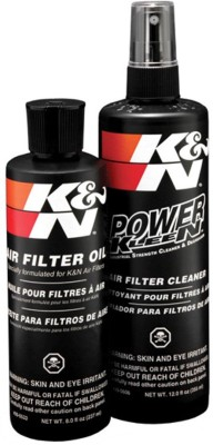 K&N Air Filter Cleaning Kit 99-5050 Vehicle Interior Cleaner