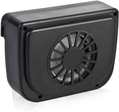 Alfa Mart Solar Powered Exhaust System Auto Cool Car Interior Fan(0 V)