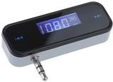 Shrih SH-0164 MP3 Car FM Modulator (Silv...