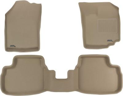 3D Mat Leather Car Mat For Toyota Innova