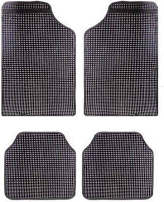 Vheelocityin Rubber Car Mat For Mahindra XUV 500(Grey)