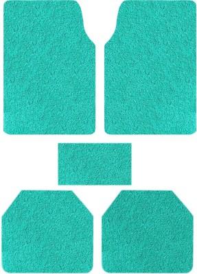 Vheelocityin Rubber Car Mat For Maruti Suzuki WagonR(Green)