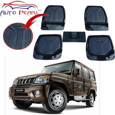 Auto Pearl Plastic Car Mat For Mahindra Bolero