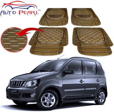 Auto Pearl Plastic Car Mat For Mahindra Quanto