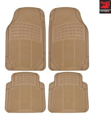 Favourite Bikerz Rubber Car Mat For Toyota Eon