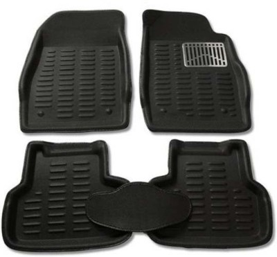 CP Bigbasket Plastic Car Mat For Honda City