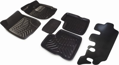 Harbex Plastic Car Mat For Maruti Ertiga