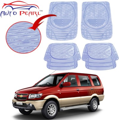 Auto Pearl Plastic Car Mat For Chevrolet Tavera