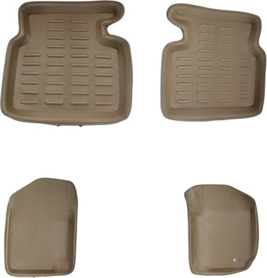 Accessory Mart PVC Car Mat For Toyota Fortuner