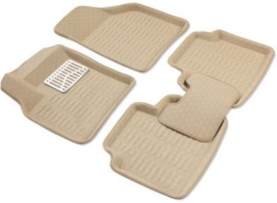 CP Bigbasket Rubber Car Mat For Honda Amaze
