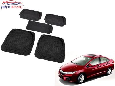 Auto Pearl Rubber, PVC, Silicone Car Mat For Honda City