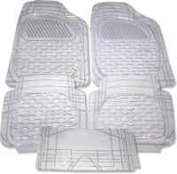 Auto Hub Rubber Standard Mat For  Hyundai i20(Clear)