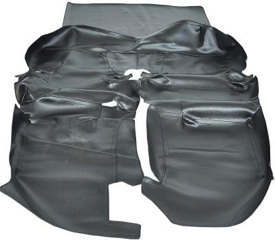 5 Feelings Leatherite Car Mat For Maruti WagonR