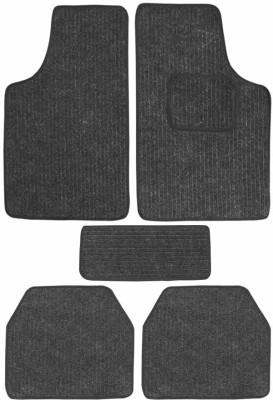 AutoKraftZ Fabric Car Mat For Skoda Fabia
