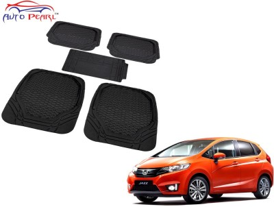 Auto Pearl Rubber, PVC, Silicone Car Mat For Honda Jazz