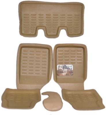Woodman Plastic Car Mat For Toyota Fortuner