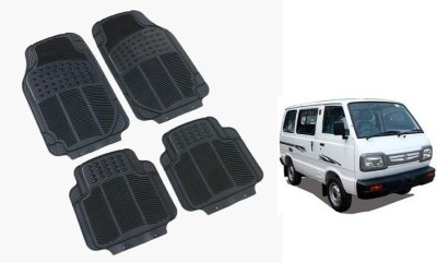 Everything Auto Rubber Car Mat For Maruti Omni