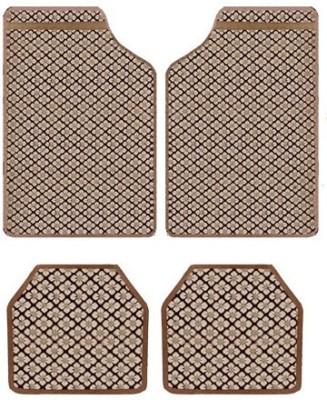 Vheelocityin Rubber Car Mat For Maruti Suzuki Esteem(Beige)