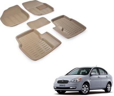 Everything Auto PVC Car Mat For Hyundai Verna