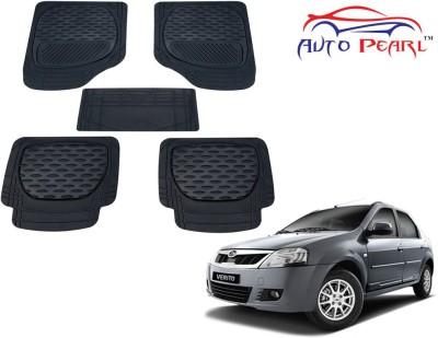 Auto Pearl Rubber, PVC, Silicone Car Mat For Mahindra Verito