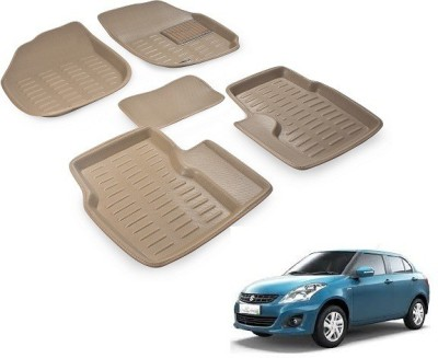 Everything Auto PVC Car Mat For Mahindra Swift Dzire