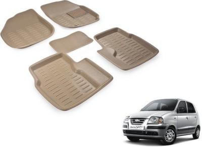 Everything Auto PVC Car Mat For Hyundai Santro Xing