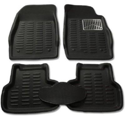 Carbanao Plastic Car Mat For Hyundai Verna Fluidic