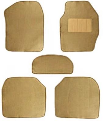 Kingsway Fabric Car Mat For Chevrolet Sail Hatchback