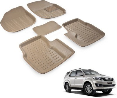 Everything Auto PVC Car Mat For Toyota Fortuner
