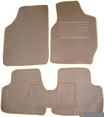 Viral Shopping Fabric Car Mat For Toyota Fortuner