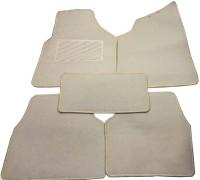 FloMaster Vinyl Standard Mat For  Ford Figo(Beige)
