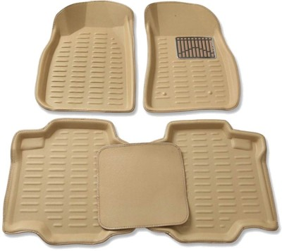 Vheelocityin Rubber Car Mat For Renault Kwid