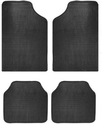 Vheelocityin Rubber Car Mat For Datsun(Black)