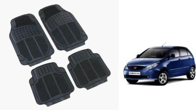 Everything Auto Rubber Car Mat For Tata Vista
