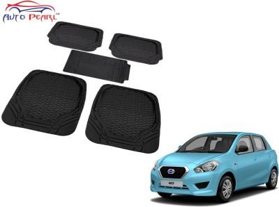 Auto Pearl Rubber, PVC, Silicone Car Mat For Datsun Go