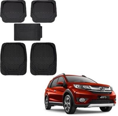 Kozdiko Rubber, PVC Car Mat For Honda NA(Black)