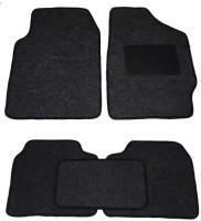 Auto Hub Fabric Standard Mat For  Volkswagen Polo(Grey)