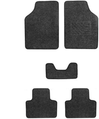 Allure Auto Vinyl Car Mat For Ford New Fiesta