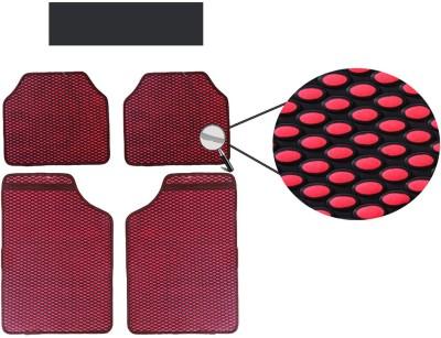 Allure Auto Rubber Car Mat For Hyundai Verna Fluidic