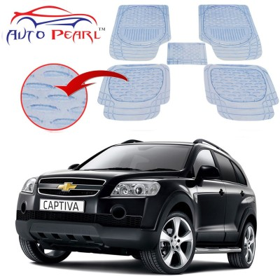 Auto Pearl Plastic Car Mat For Chevrolet Captiva
